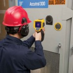 Infrared imager (Courtesy of Fluke Electronics)