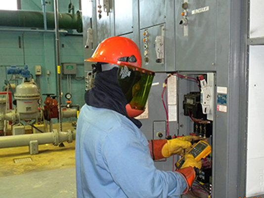 Arc Flash Electrical Safety