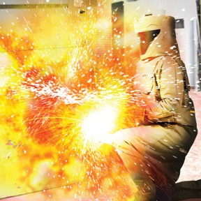 Underestimating Arc Flash Hazards Intelligent Power