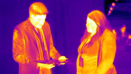 INFRARED IN ACTION