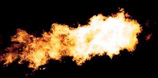 Arc Flash Blast