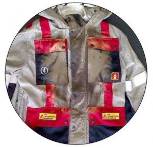 NOMEX protective garment